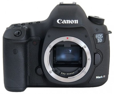 Canon 5D Mark III Canon is proud to present the highly anticipated EOS 5D Mark III. With supercharged EOS performance and stunning full frame, high-resolution image capture, the EOS 5D Mark III is designed to perform.