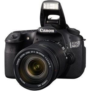 Canon EOS 60D Kit With the new EOS 60D DSLR, Canon gives the photo enthusiast a powerful tool fostering creativity, with better image quality, more advanced features and automatic and in-camera technologies for ease-of-use.